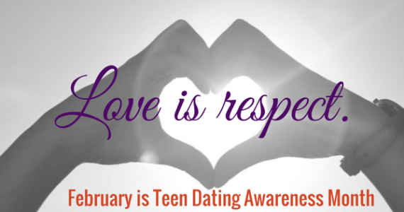 Teen Dating Violence Awareness Month FB Cover 2017